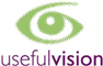 Service logo for Useful Vision