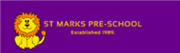 Service logo for St Mark's Pre-School Playgroup